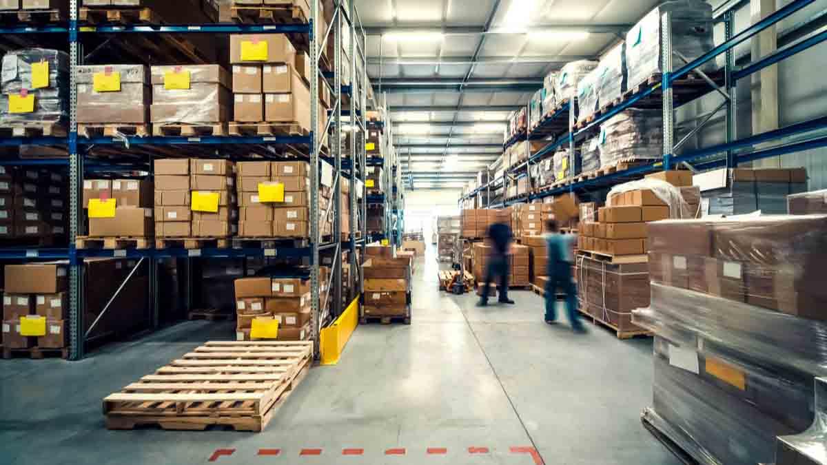 eCommerce Warehousing europe
